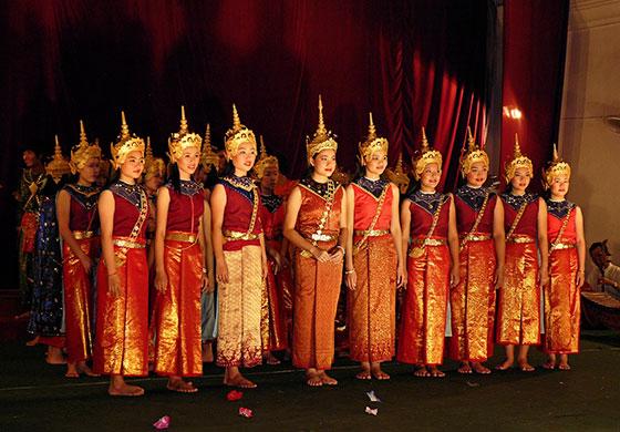 Laos-Stile